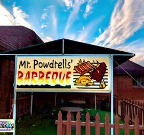 Mr Powdrell's ...