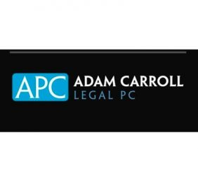 Adam P Carroll, Atto...