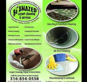 Be Amazed Carpet Cle...