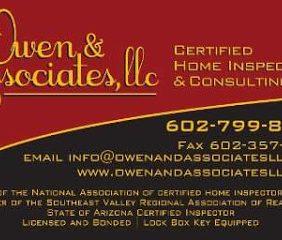 Owen and Associates ...