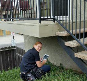 AmeriSpec Inspection...