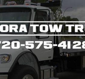 Aurora Tow Truck
